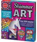Klutz Shimmer Art Book Kit