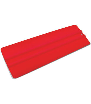 Speedball 9''x3'' Baron Dual-edged Squeegee-Red