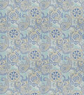 SMC Designs Upholstery Fabric 54\u0022-Buster/Lagoon