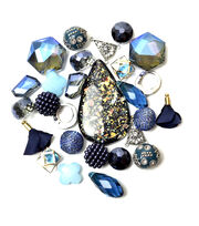 Jesse James Packaged Beads-Amphitrite, , hi-res
