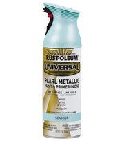 Rust-Oleum Universal Pearl Metallic Paint & Primer-Sea Mist, , hi-res