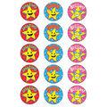 Superstars-Caramel Stinky Stickers 12 Packs