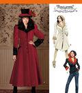 Simplicity Patterns 1732-Misses\u0027 Costume Coat