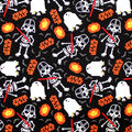 Disney Star Wars Halloween Cotton Fabric-Glow in the Dark