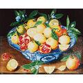 Diamond Dotz Diamond Embroidery Kit 19.5\u0027\u0027X23.5\u0027\u0027-Still Life With Lemons