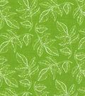 Quilter\u0027s Showcase Cotton Fabric 44\u0022-Leaf Green