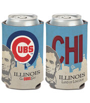 Chicago Cubs Can Cooler Plate, , hi-res