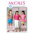 Mccall Pattern M6917 3-4-5-6 -Mccall Pattern