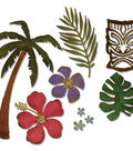 Sizzix Thinlits Dies-Tropical