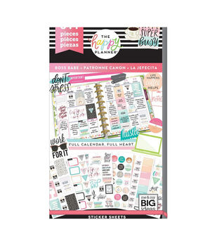 Happy Planner Sticker Value Pack-Boss Babe