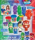 CraZart Softee Dough Pj Masks 3D Mold Maker