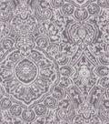 Anti-Pill Fleece Fabric 59\u0022-Grey Ink Stamp