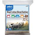 Pellon 50/50 Wool Blend Batting-Queen