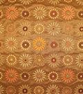 Home Decor 8\u0022x8\u0022 Fabric Swatch-Barrow  M7702-5230 Amber