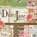 DCWV 12\u0022x12\u0022 Dear Jane Stack