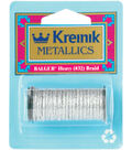 Kreinik Braid Metallic Thread Heavy #32