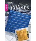 Textured Pillows Crochet Book