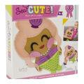 Sew Cute! Felt Pillow Kit-Mermaid