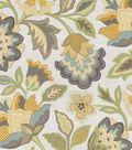 Waverly Upholstery 8x8 Fabric Swatch-Katia/Haze