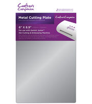 Crafter's Companion Gemini Junior 6''x9'' Metal Cutting Plate, , hi-res