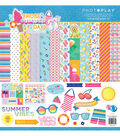 Photoplay Paper Those Summer Days 12\u0027\u0027x12\u0027\u0027 Collection Pack