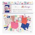 American Crafts Dear Lizzy 12\u0022x12\u0022 Paper Pad-She\u0027s Magic
