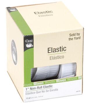 Non Roll Elastic 12 Yds