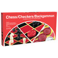Checkers/Chess/Backgammon Set, 2 Sets