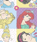 Disney Princesses Flannel Fabric 42\u0022-Storytelling Patch