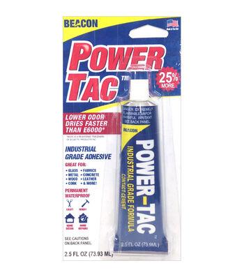 Beacon Power Tac 2.5oz Adhesive
