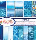 Ella & Viv Collection Kit 12\u0022X12\u0022-H2O