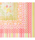 Lia Griffith 24 pk 20\u0027\u0027x20\u0027\u0027 Waxed Food Grade Tissue Paper-Summer Picnic