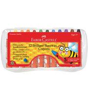 Brilliant Beeswax Crayons In Storage Case 12/Pkg, , hi-res