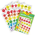 Smiles & Stars Stinky Stickers Variety Pack 648 Per Pack, 2 Packs
