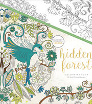 Hid Forest-kaiser Coloring Book, , hi-res