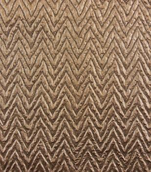Yaya Han Cosplay Foiled Chevron Fabric-Gold