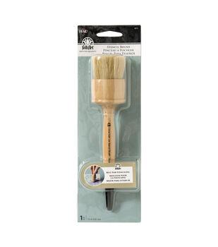 "FolkArt 1.5"" Stencil Brush"