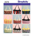 Simplicity Pattern 2676OS One Size -Simplicity Crafts