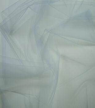 Netting Matte Tulle Fabric -Celestial Blue