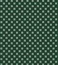Quilter\u0027s Showcase Cotton Fabric 44\u0022-Green Ditsy Geometrics