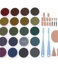 PanPastel Ultra Soft Artists\u0027 Pastels Set-Extra Dark Shades