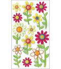 Jolee\u0027s Boutique Le Grande Dimensional Stickers-Large Daisy Repeats