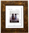 Wall Frame 8X10-Gold