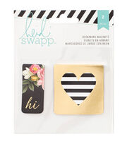 Heidi Swapp Memory Planner Bookmark Magnets 2/Pkg, , hi-res
