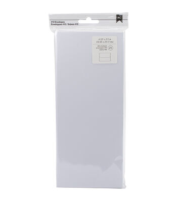American Crafts #10 Envelopes 4.13''x9.5''