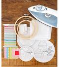 Hazel & Ruby Crafternoon Embroidery Hoop Art