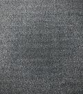 Holiday Shine Reversible Lurex Knit Fabric 58\u0022-Black