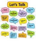 Conversation Starters: Bulletin Board Set