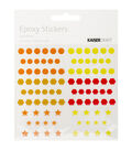 Kaisercraft Epoxy Dots & Shapes Stickers