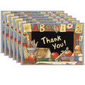 Thank You Postcards from Susan Winget, 30 Per Pack, 6 Packs
